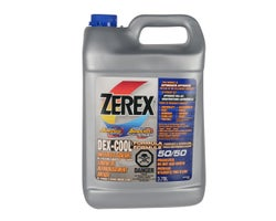 Antigel à radiateur Zerex Dex-Cool 3,78 L