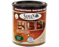 Satin Oil-Based Hybrid Varnish 946 ml