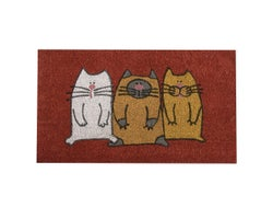 Cats Coco Mat 18 in. x 30 in.