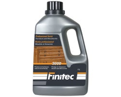 Gloss Finitec 3000 Water-Based Furniture and Woodworks Finish 1 L