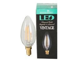 Ampoule DEL Vintage C35 , 4 W