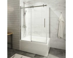Seram Sliding Bath-Shower Door Kit