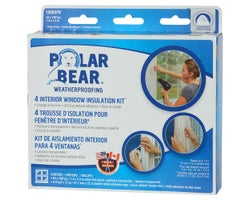 Window Insulation Kit 64 in. x 168 in.