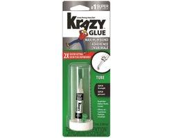 Colle Krazy Glue en tube1,9 ml