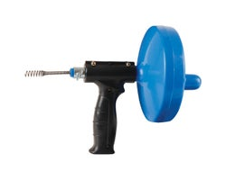 Débouchoir rotatif de tuyauterie 15 pi