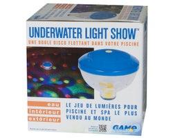 Spectacle de lumière sous-marine pour piscine 5 1/2 po