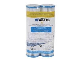 Cartouches de rechange pour filtre à eau (20 microns)