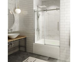 Seram Sliding Bath Shower Door