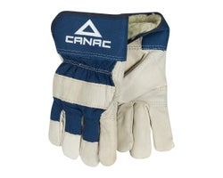 Canac Lined Work Gloves Medium (M)