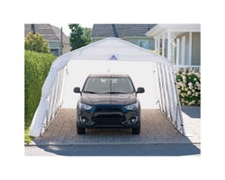 Supreme Car Shelter 12 ft. x 32 ft.