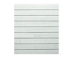 Arctic White Fibro-Cement Siding 6-1/4 in.