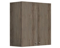 2-Door Upper Kitchen Cabinet Unit 30 in.