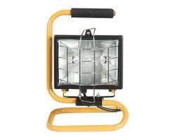 Lampe de travail portative dirigeable
