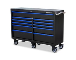 11-Drawer Tool Cabinet (Bottom Section) 56 in. x 18 in.