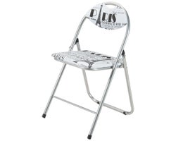 Paris Cushioned Folding Chair