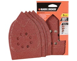 MegaMouse Sandpaper Assortment #80 (5-Pack)