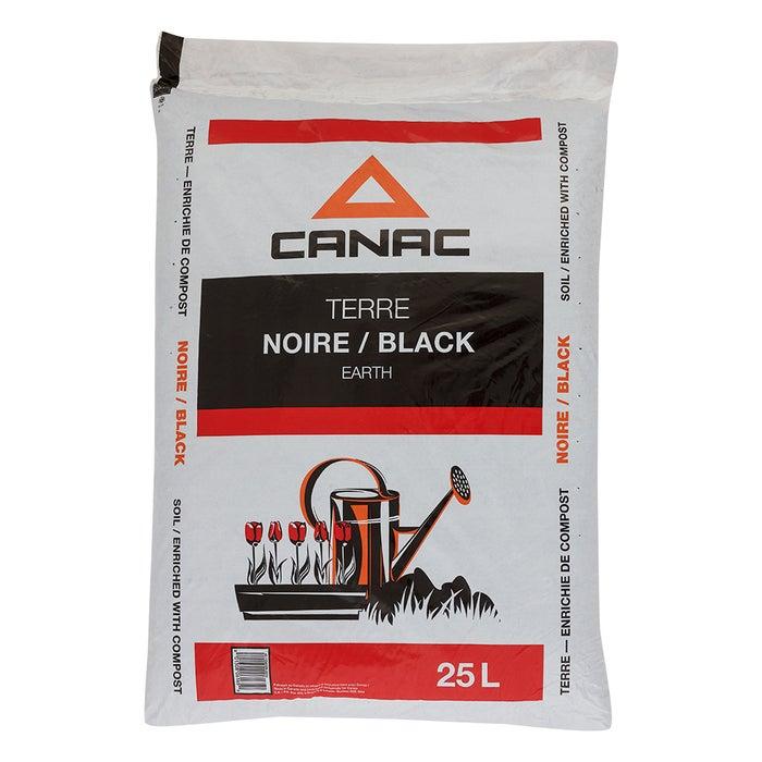 Terre Noire 25 L Canac Canac