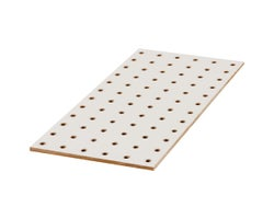 Masonite Pegboard Panel 3/16 in. x 4 ft. x 8 ft.