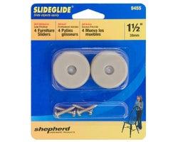 SlideGlide Sliders -1-1/2 in. (4-Pack)