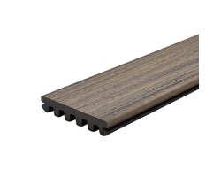 Planche de patio Trex Enhance Naturals Rainurée 5-1/2 po x 12 pi Rocky Harbor