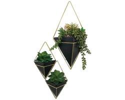 Ensemble de 3 plantes artificielles