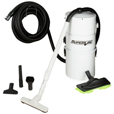 Aspirateur central SuperVac