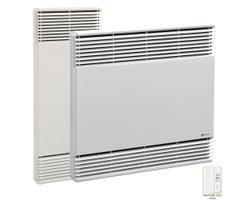 Convecteur mural OCEH avec thermostat mural 2000W Blanc