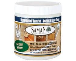 Satin Interior Latex Varnish 236 ml