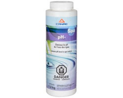PH- for Spas - 1.3 kg