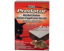 Station d'appât pour rats et souris Predator