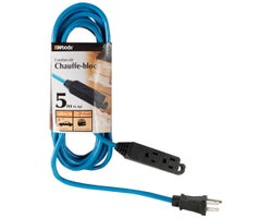 Block Heater Extension Cord 5 m