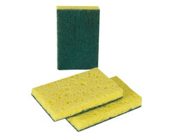 Scotch-Brite Scrubbing Sponges for Tough Cleaning Jobs (3-Pack)