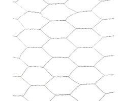 Grillage hexagonal galvanisé 36 po x 25 pi