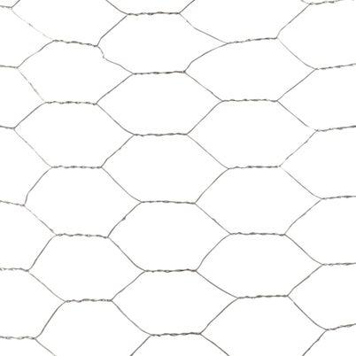 Hexagonal Galvanized Wire Netting - 3 ft.  x 25 ft.