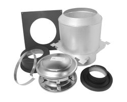 2100° CF Sentinel Chimney Ceiling Support Kit 6in.