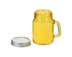 Chandelle à la citronnelle