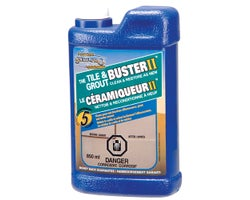 """Buster II"" Tile and Grout Cleaner"