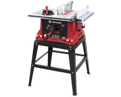 Table Saw with Stand 10 in.