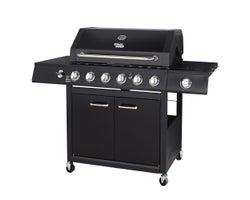 BBQ Grill Chef GCF601CSP 78000 BTU