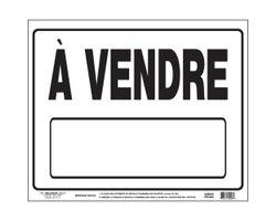 Pancarte À vendre 19 po à 24 po