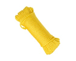 Polypropylene Rope 1/4 in. x 100 ft.