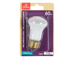 R16 Incandescent Reflector Light Bulb 60 W