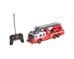 Remote-Controlled Fire Truck