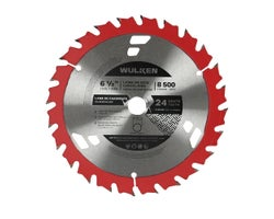 Framing Circular Saw Blade6-1/2 in. (24-Teeth)