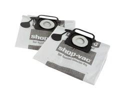 Standard Bags for Shop-Vac Vacuum 45 L to 75 L