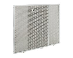 Filter for Range Hood, (Glacier II & Sahale II)