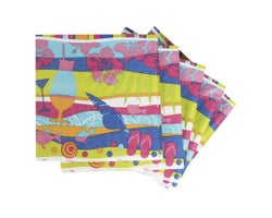 Table Napkins Neon Summer (20-Pack)
