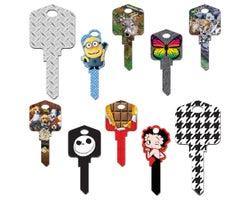 Pattern Keys (Kwikset - Weiser)