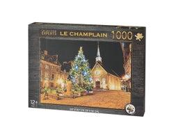 Casse-tête Le Champlain (1 000 morceaux)