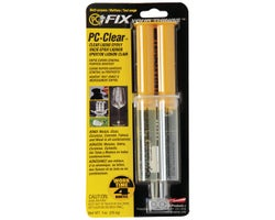 PC-Clear Epoxy Glue - 1 oz.